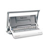 Fellowes Star 150 Manual Comb Binding Machine, 17-11/16w x 9-13/16d x 3-1/8h, White