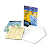 Fellowes Self-Laminating Sheets, 3mil, 12 x 9 1/4, 50/Box