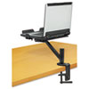 Fellowes Designer Suites Laptop Arm, 9 1/4