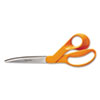 Home and Office Scissors, 9 in. Length, 4.5 in. Cut