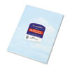 Design Paper, 24 lbs., Clouds, 8-1/2 x 11, Blue/White, 100/Pack