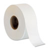 "Jumbo Jr. Bathroom Tissue Roll, 9"" dia, 1000 ft, 8 Rolls/Carton"