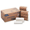 Envision Multifold Paper Towels, 1Ply, 9 1/5 x 9 2/5, White, 250/Pack