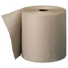 High-Capacity Nonperforated Paper Towel Roll,7-7/8x800', Brown,6/Carton