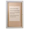 Ghent PA13624VX181 Enclosed Outdoor Bulletin Board, 36 x 24, Satin Finish GHEPA13624VX181 GHE PA13624VX181