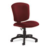 Global Supra X Series Medium-Back Task Chair, Rhapsody Upholstery Fabric