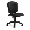 Supra X Medium-Back Task Chair, Asphalt Upholstery Fabric