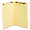 Manila Folders, Two Fasteners, 1/3 Tab, Legal, 50/Box