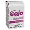 GOJO NXT Lotion Soap w/Moisturizer Refill, Light Floral Liquid, 1000mL Box, 8/Carton