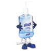 PURELL Pal Instant Hand Sanitizer Desktop Dispenser w/8oz Pump Bottle