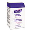 PURELL Instant Hand Sanitizer Refill Bag-In-Box, 800mL, 6/Carton