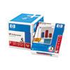 HP Multipurpose Paper, 96 Bright, 20lb, Letter, White, 2500 Sheets/Carton