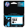 CB316WN (HP 564) Ink Cartridge, 250 Page-Yield, Black