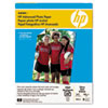 HP Advanced Photo Paper, 56 lbs., Glossy, 5 x 7, 20 Sheets/Pack