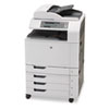 Color LaserJet CM6040f Multifunction Laser Printer, Copy/Fax/Print/Scan