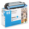 Q6461AG (HP 644A) Government Toner Cartridge, 12000 Page-Yield, Cyan
