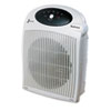 1500W Heater Fan w/ALCI Heater, Plastic Case, 10-1/4 x 6-1/2 x 12-1/2, White