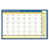 Nondated Reversible Laminated Organizer, 30/60 Day, 36 x 24