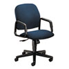 HON Solutions 4000 Series Seating High-Back Swivel/Tilt Chair, Blue