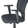 Height-Adjustable T-Arms for Volt Series Task Chairs, Black