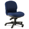 Sensible Seating Series Mid-Back Pneumatic Swivel Chair, Mariner