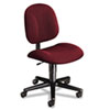 HON Every-Day Series Swivel-Back Pivot Task Chair, Burgundy