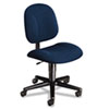 HON Every-Day Series Swivel-Back Pivot Task Chair, Blue