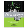 Houghton Mifflin American Heritage Stedman's Medical Dictionary, Hardcover, 944 Pages