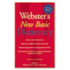 Webster's New Basic Dictionary, Office Edition, Paperback, 896 Pages