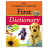 American Heritage First Dictionary, Grades K-3, Hardcover, 416 Pages