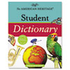 American Heritage Student Dictionary, Hardcover, 1,088 Pages