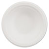 Chinet Classic Paper Bowl, 12oz, White, 1000/Carton