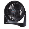 Honeywell Super Turbo Three-Speed High-Performance Fan, Black