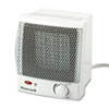 Honeywell Quick Heat 1500W Ceramic Heater, Plastic Case, 6 1/2w x 6 1/4d x 7 1/4h
