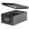 Snap-N-Store Media Storage Box, Holds 120 Slim/60 Std. Cases