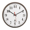 Chicago Lighthouse Quartz Slimline Clock, 12-3/4