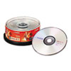 imation DVD-R Discs, 4.7GB, 16x, Spindle, Silver, 25/Pack