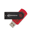 Innovera USB 2.0 Flash Drive, 8GB