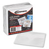 Innovera Two-Sided CD/DVD Sleeves for Ring Binder, 100/Pack
