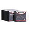Innovera DVD+R Discs, 4.7GB, 16x, w/Slim Jewel Cases, Silver, 10/Pack