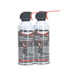 Innovera Compressed Gas Duster, Nonflammable, 2 10oz Cans/Pack