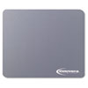 Innovera Natural Rubber Mouse Pad, Gray