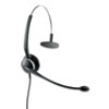 GN2120 Monaural Over-the-Head Telephone Headset w/Noise Canceling Mic