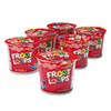 Kellogg's Froot Loops Breakfast Cereal, Single-Serve 1.5oz Cup, 6/Box