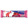 Kellogg�s Special K Cereal Bar, Strawberry, .81 oz, 12/Box