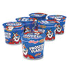 Kellogg's Breakfast Cereal, Frosted Flakes, Single-Serve 2.1oz Cup, 6 Cups/Box