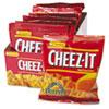 Sunshine Cheez-It Crackers, 1.5oz Single-Serving Snack Pack, 8/Box