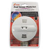 Kidde Dual Sensor Smoke Alarm, 9V Battery