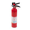 ProLine Pro 2.5 MP Fire Extinguisher, 1-A,10-B:C, 100psi, 15h x 3.25dia, 2.6lb