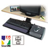 Adjustable Keyboard Platform with SmartFit System, Black
